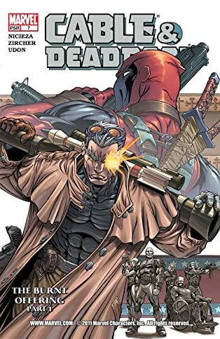Cable & Deadpool #7