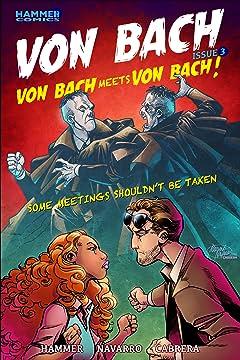 Von Bach Vol. 3: Habeas Corpus