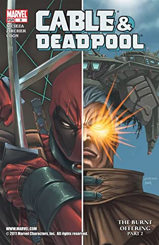 Cable & Deadpool No.8