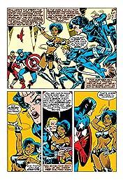 Captain America (1968-1996) #190