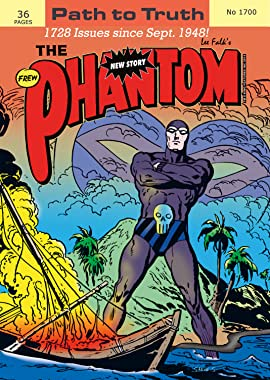 The Phantom #1700