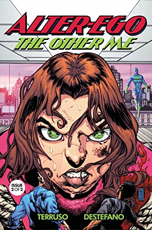 The Alter Ego Series Tome 2: The Other Me, Issue 2