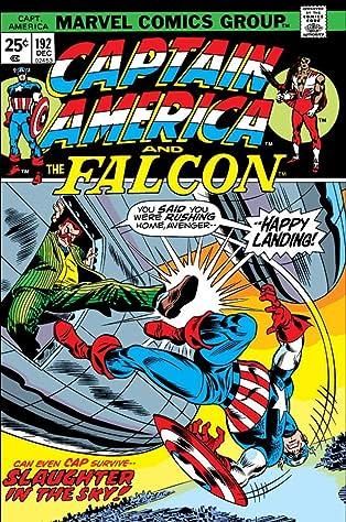 Captain America (1968-1996) #192