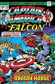 Captain America (1968-1996) #194