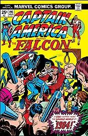 Captain America (1968-1996) #195