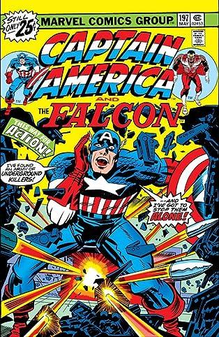 Captain America (1968-1996) #197