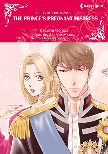 The Prince's Pregnant Mistress Tome 2: Heirs Before Vows