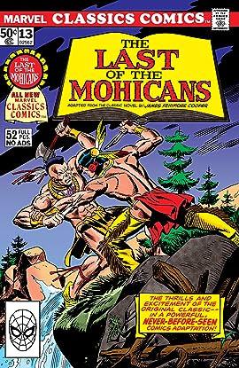 Marvel Classics Comics (1976-1978) #13