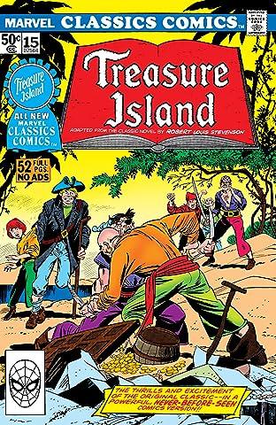 Marvel Classics Comics (1976-1978) #15