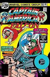 Captain America (1968-1996) #198