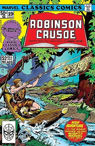 Marvel Classics Comics (1976-1978) #19
