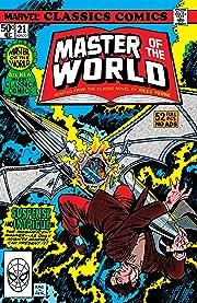 Marvel Classics Comics (1976-1978) #21
