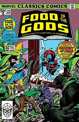Marvel Classics Comics (1976-1978) #22