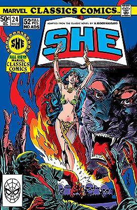 Marvel Classics Comics (1976-1978) #24