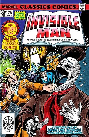 Marvel Classics Comics (1976-1978) #25