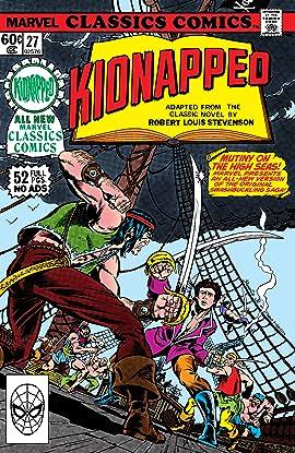 Marvel Classics Comics (1976-1978) #27