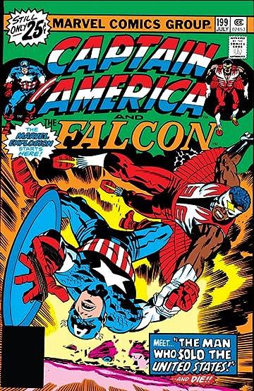 Captain America (1968-1996) #199