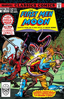 Marvel Classics Comics (1976-1978) #31