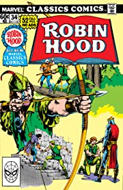 Marvel Classics Comics (1976-1978) #34
