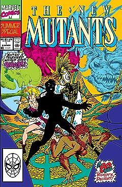 New Mutants Summer Special (1990) #1