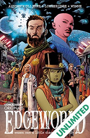 Edgeworld: A Little Chaos In Your Life (comiXology Originals)