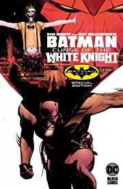 Batman: Curse of the White Knight 2020 Batman Day Special Edition #1