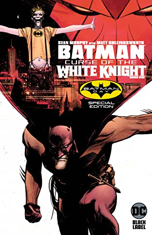 Batman: Curse of the White Knight 2020 Batman Day Special Edition #1