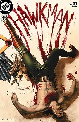 Hawkman (2002-2006) No.21