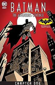 Batman: The Adventures Continue 2020 Batman Day Special Edition #1