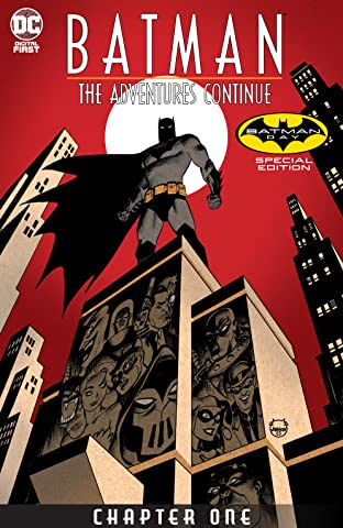 Batman: The Adventures Continue 2020 Batman Day Special Edition #1