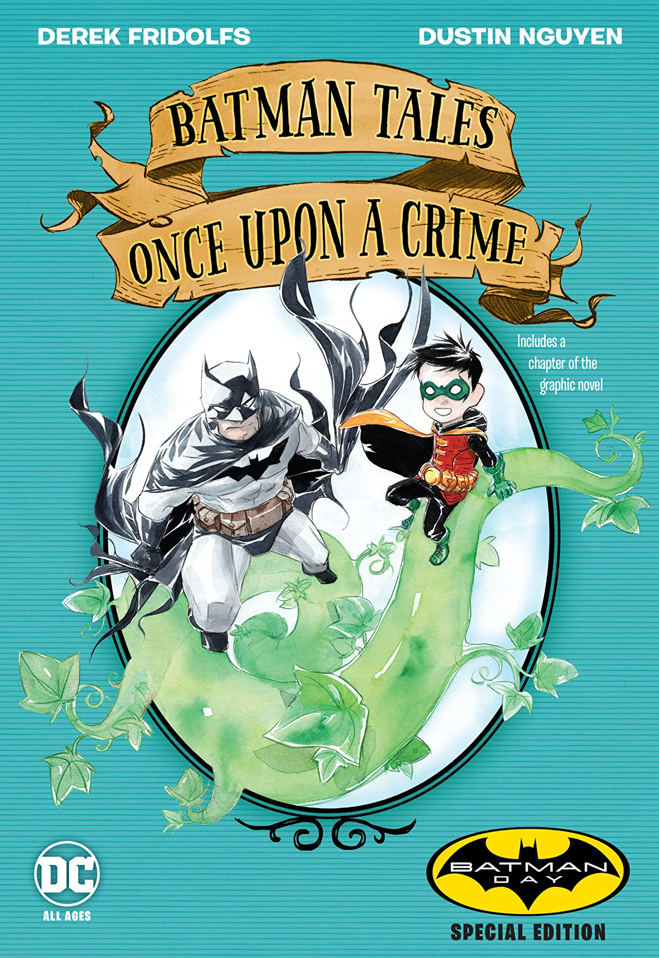 Batman Tales: Once Upon a Crime 2020 Batman Day Special Edition #1