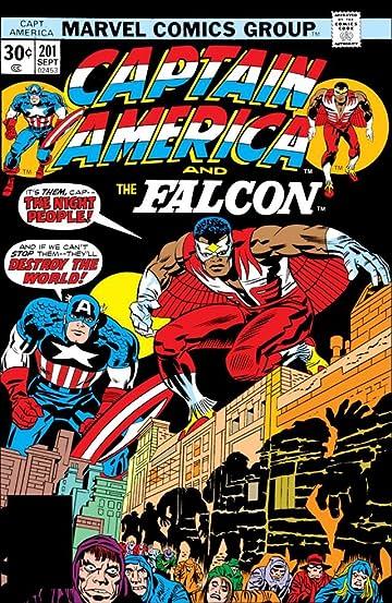 Captain America (1968-1996) #201
