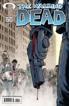 The Walking Dead No.4
