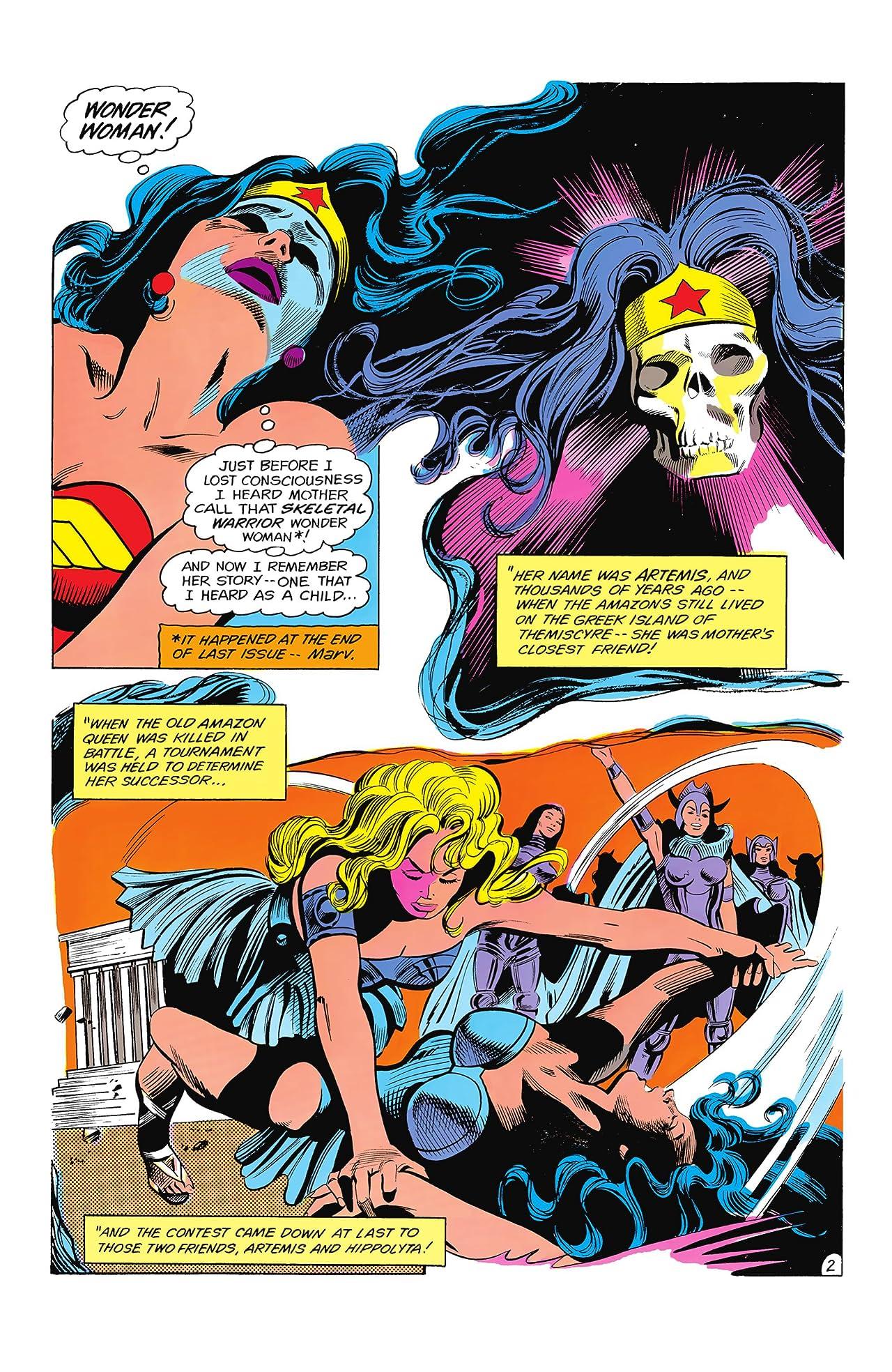 Wonder Woman (1942-1986) #302