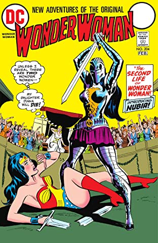 Wonder Woman (1942-1986) #204