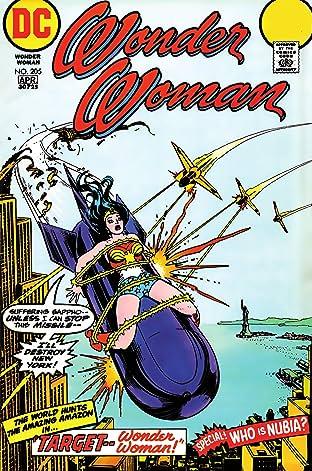 Wonder Woman (1942-1986) #205
