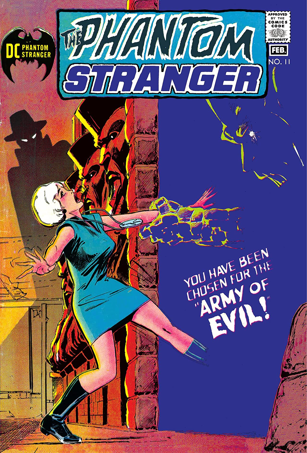 The Phantom Stranger (1969-1976) #11