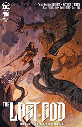 The Last God (2019-) #9