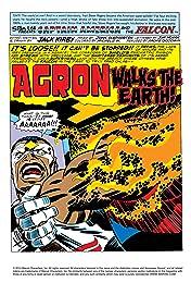 Captain America (1968-1996) #205