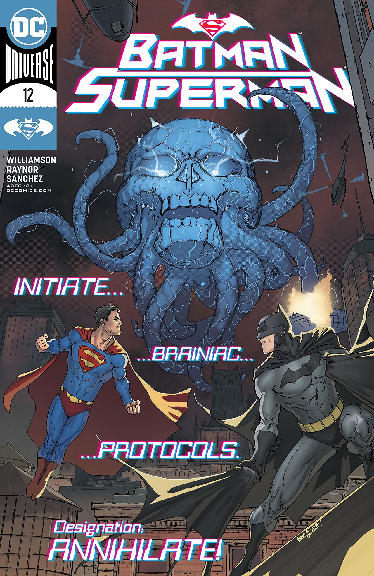 Batman/Superman (2019-) #12