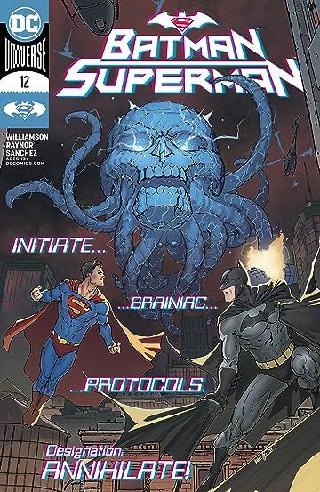 Batman/Superman (2019-) #12