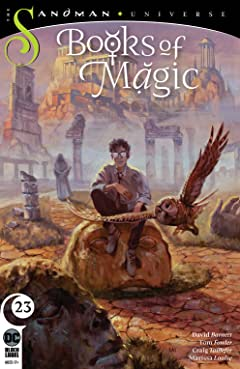 Books of Magic (2018-) #23