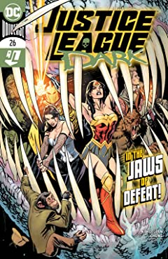 Justice League Dark (2018-) #26