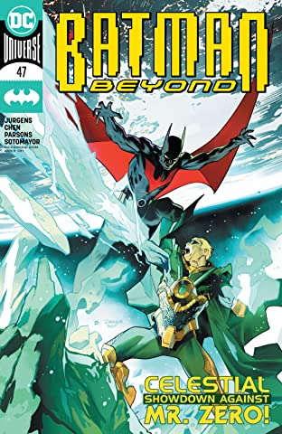 Batman Beyond (2016-) #47