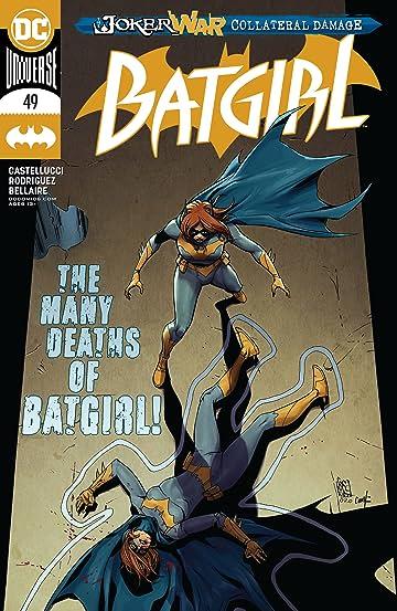 Batgirl (2016-) #49