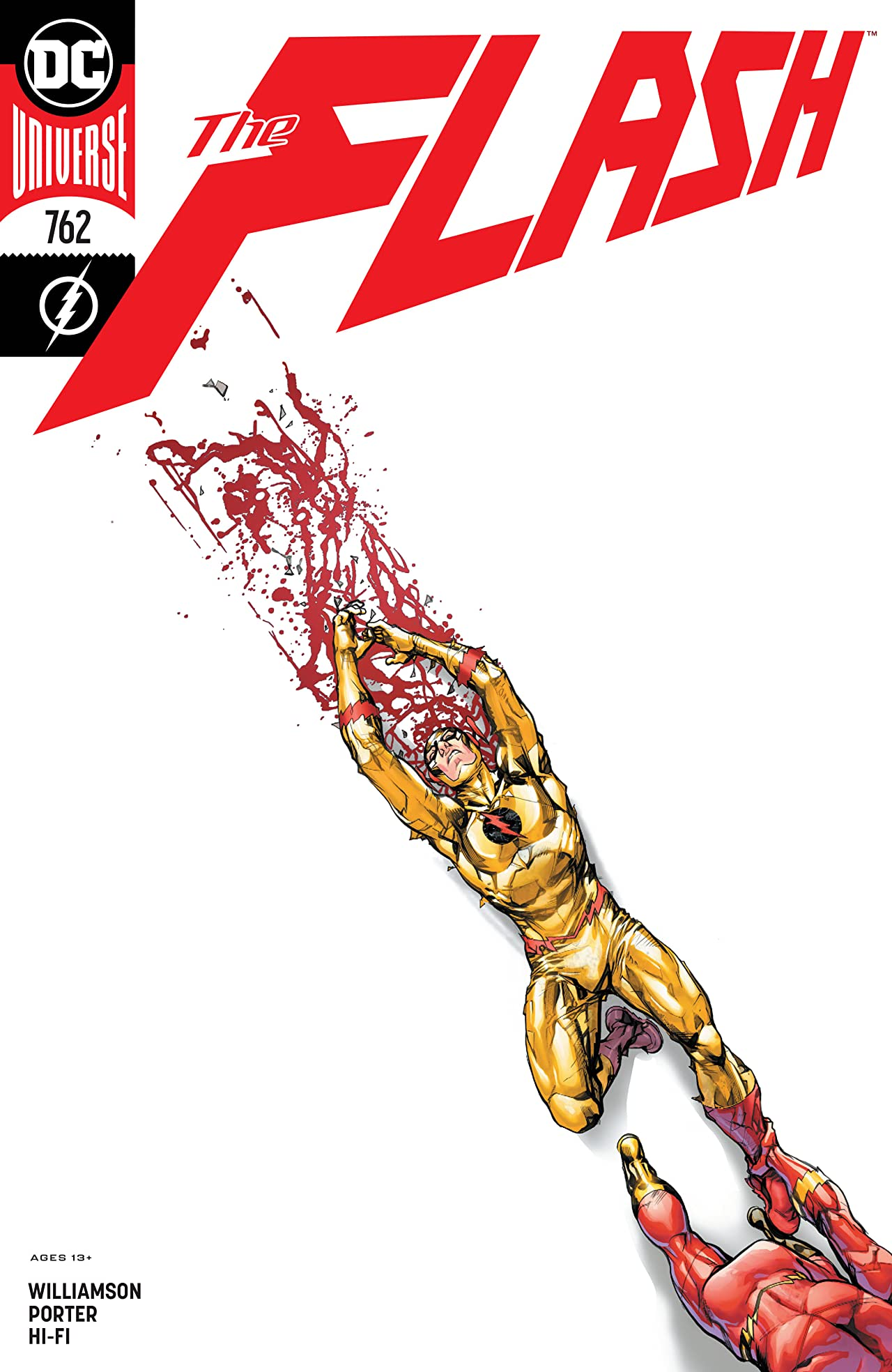 The Flash (2016-) #762