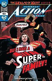 Action Comics (2016-) #1025