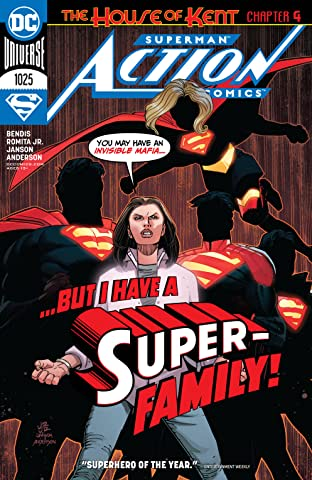 Action Comics (2016-) No.1025