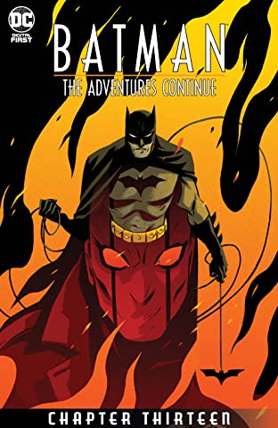 Batman: The Adventures Continue (2020-) No.13