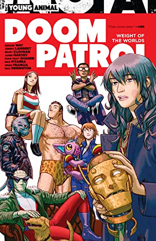 Doom Patrol: Weight of the Worlds (2019-2020)